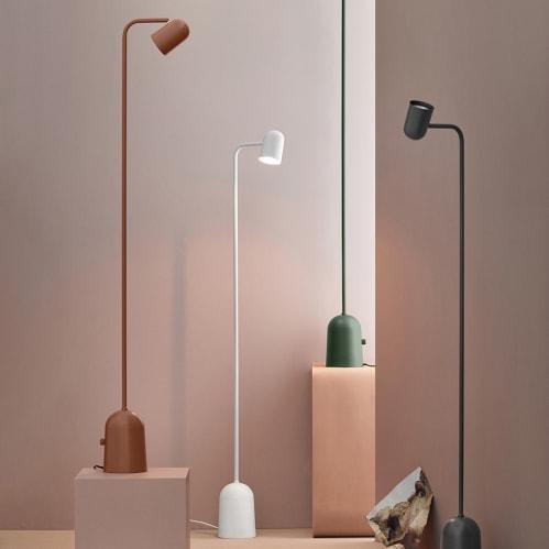 Buddy Floor Lamp - Dark Grey