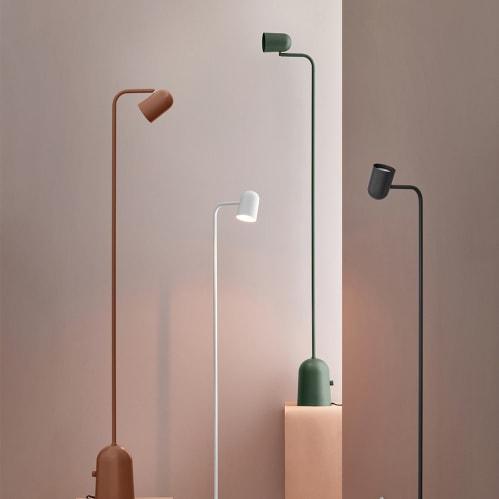 Buddy Floor Lamp - Dark Green