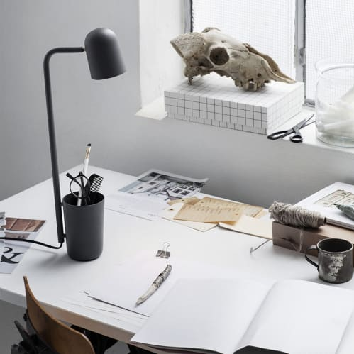 Buddy Table Lamp - Dark Grey