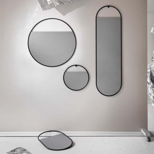 Peek Oval Mirror - Large