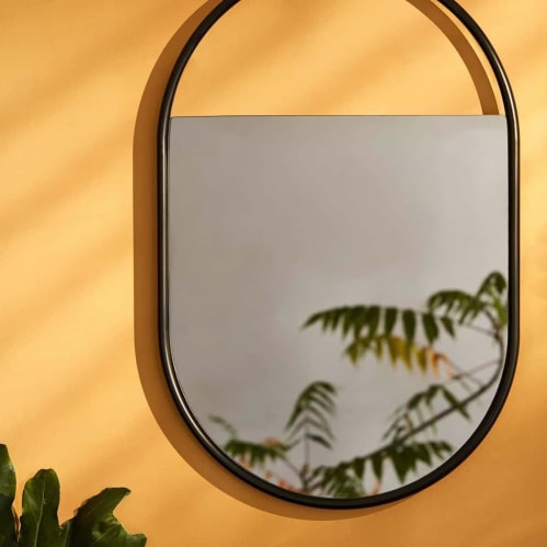 Peek Oval Mirror - Small