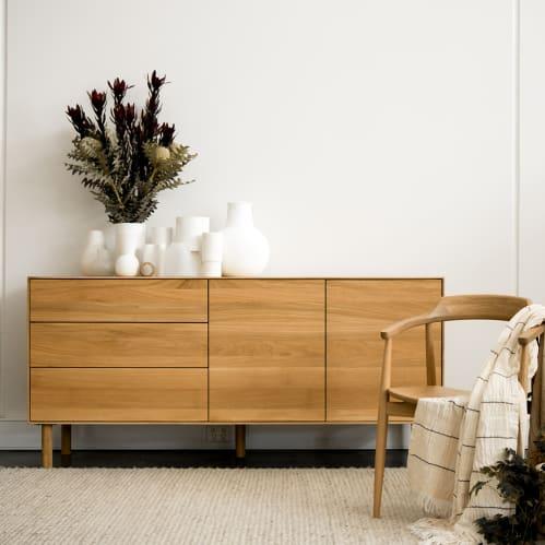 Harmony Sideboard 180cm - Oak