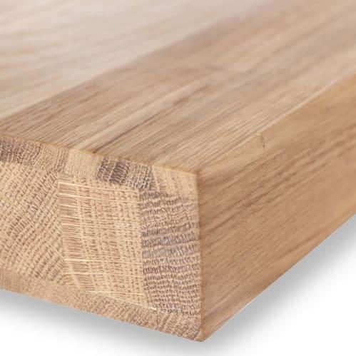 Hold Wall Shelf 210cm - Oak