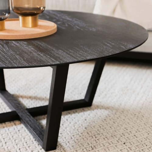 Form Coffee Table - Black