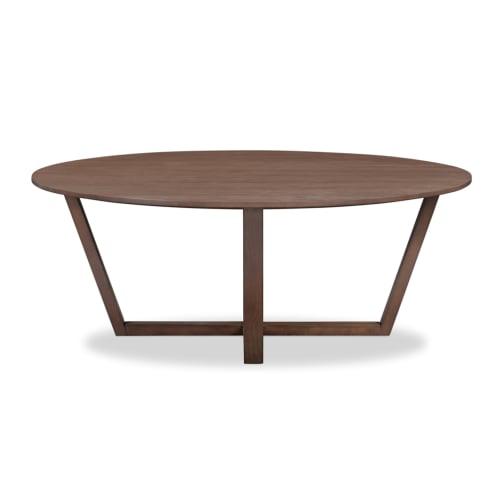 Form Coffee Table - Walnut