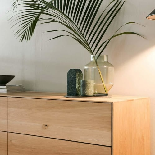Essence Chest of Drawers - Oak