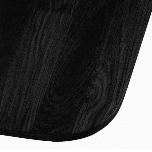 Light Wall Shelf 140cm - Black