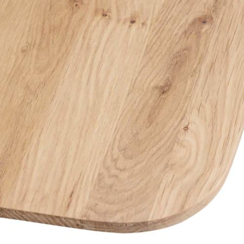 Light Wall Shelf 210cm - Oak