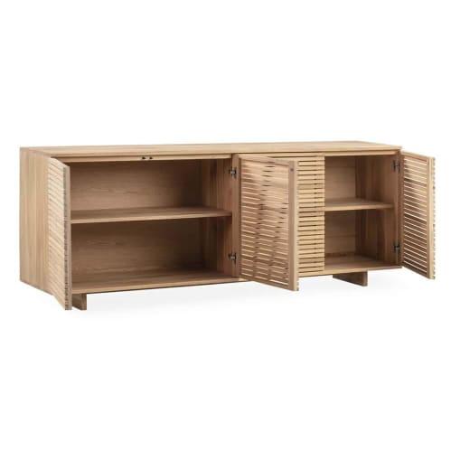 Linear Sideboard - Oak