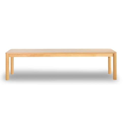 Pure Dining Bench 180cm - Oak