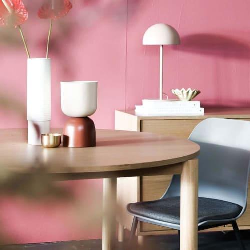Unite Round Dining Table - Oak