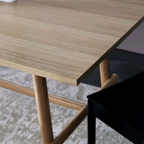 Stack Dining Table - Oak