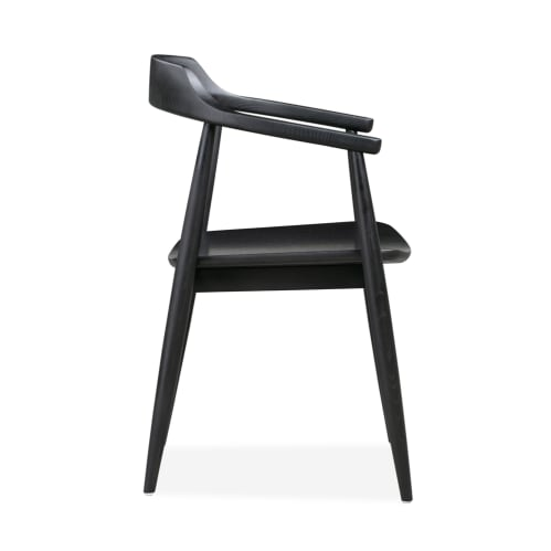 Profile Dining Chair - Black