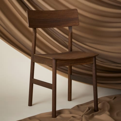 Pause Dining Chair 2.0 - Smoked Oak