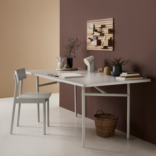 Pause Dining Chair 2.0 - Taupe