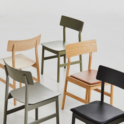 Pause Dining Chair 2.0 - Olive