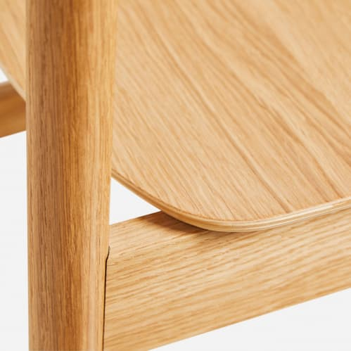 Pause Dining Chair 2.0 - Oiled Oak