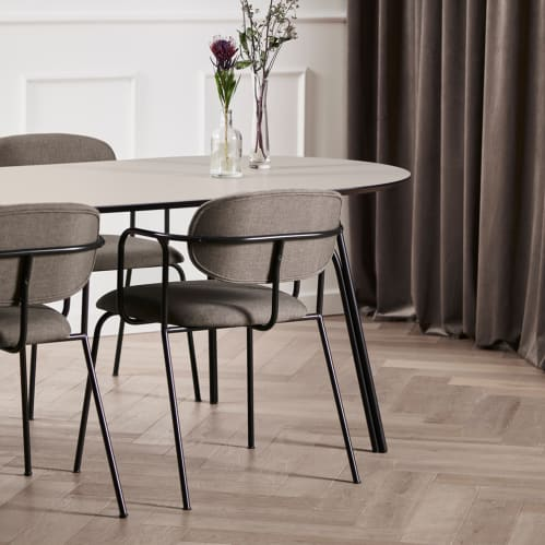 Frame Dining Chair - Taupe