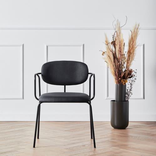 Frame Dining Chair - Dark Grey