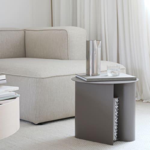 Sentrum Side Table - Taupe