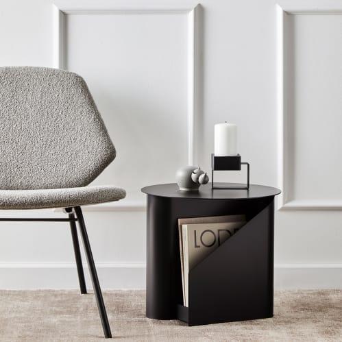 Sentrum Side Table - Black