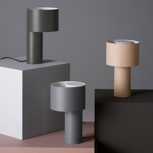 Tangent Table Lamp - Desert Sand
