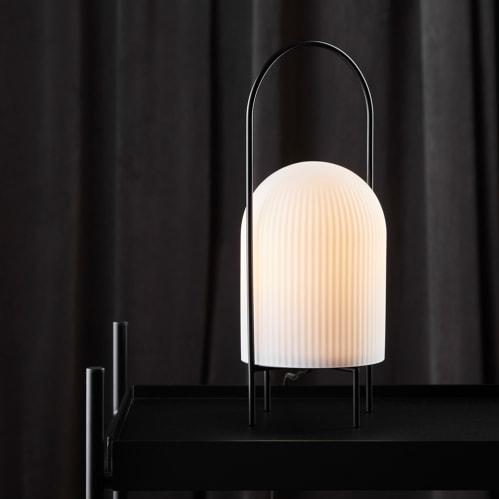 Ghost Table Lamp - Black