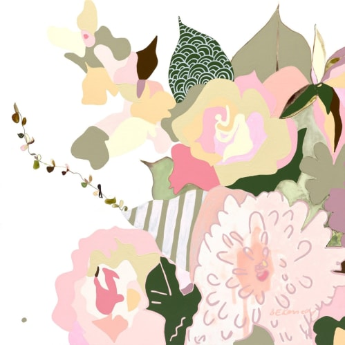 Posy Limited Edition Print