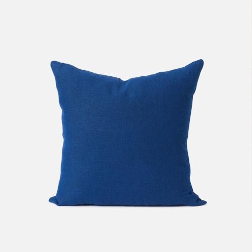 Alba Cushion - Cobalt