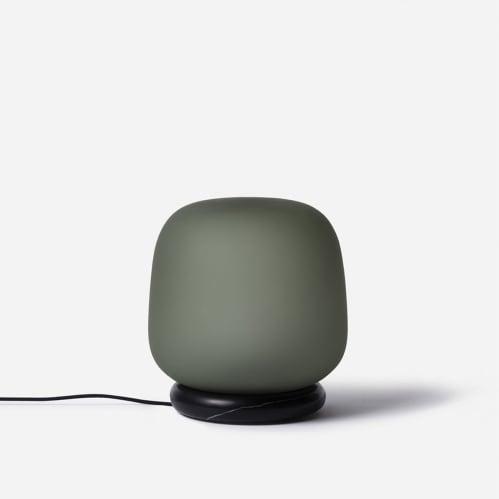 Ab Table Lamp - Smoke Grey