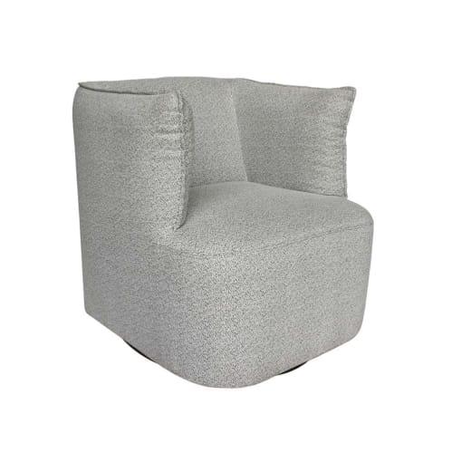 Swing Armchair - Riva Grey