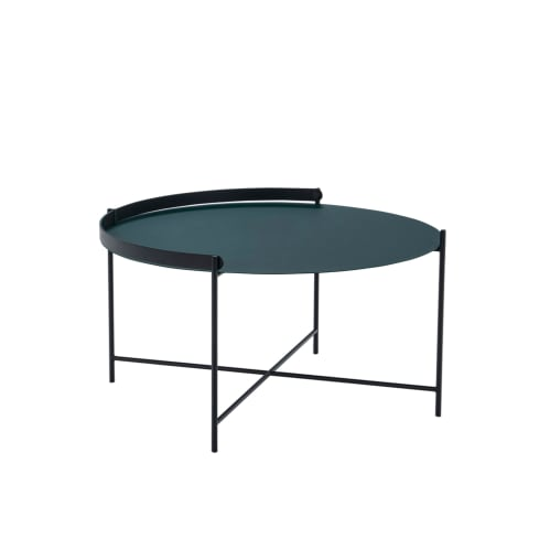 Edge Tray Coffee Table 76cm - Pine Green