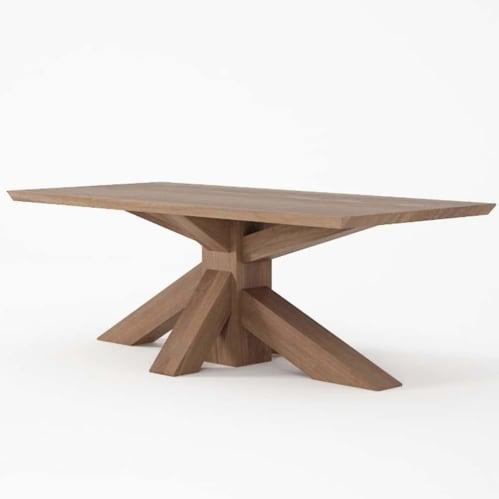 Ki Coffee Table 130cm Teak