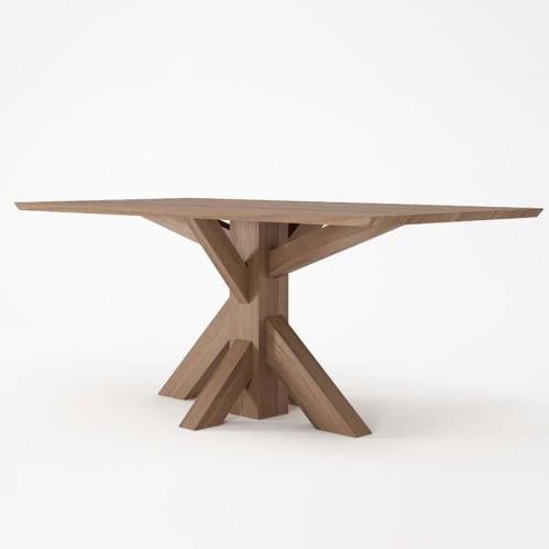 Ki Rect Dining Table 180cm Teak