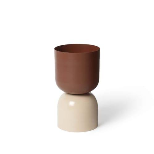 Tone Planter - Ochre / Sand