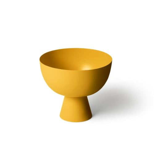 Vera Small Vase - Turmeric