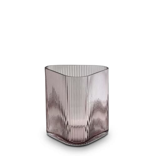 Profile Vase L - Rose