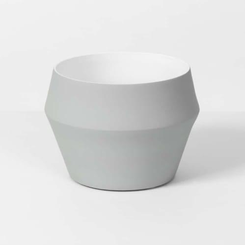 Romo Medium Planter - Grey