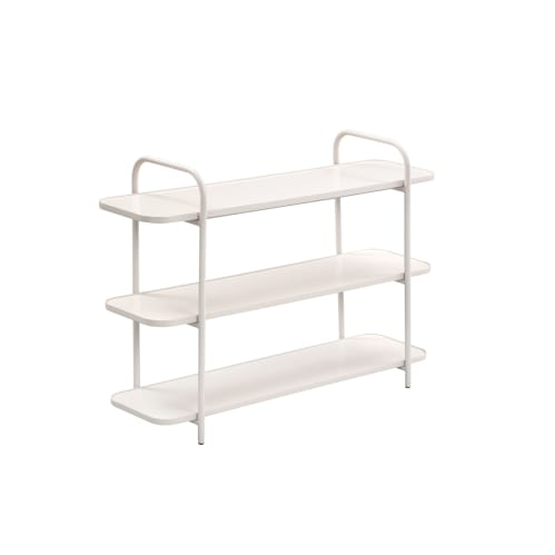 Camber Shelving Unit Small - Warm Beige