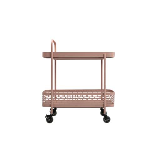 Cater Bar Cart - Gingerbread