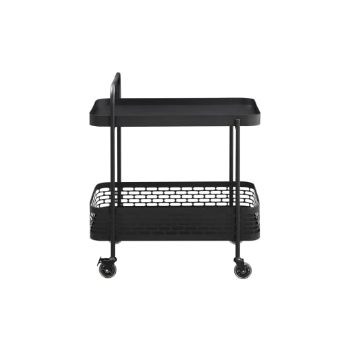 Cater Bar Cart - Black