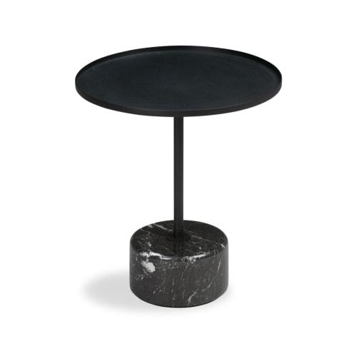 Calibre Side Table - Black