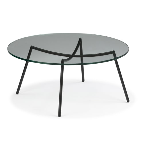 Dimple Coffee Table - Black