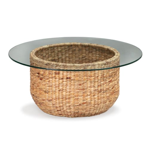 Weave Coffee Table - Natural