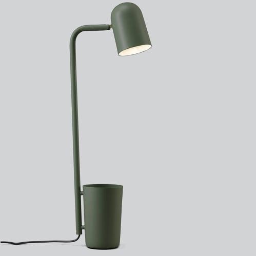 Buddy Table Lamp - Dark Green