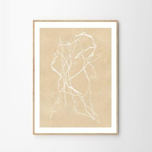 One Line No. 03 Print