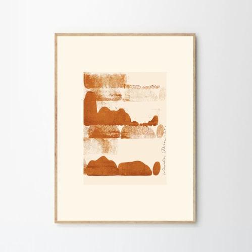 Earth 02 Print