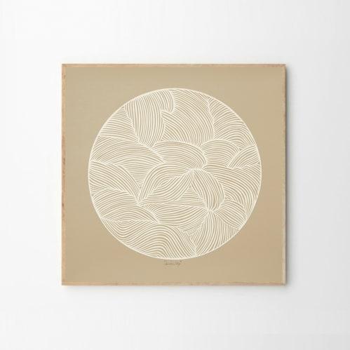 Moon No. 01 Print
