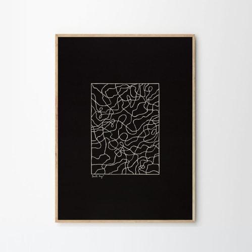 Lines No. 01 Print