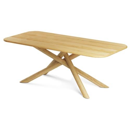 Aspect Dining Table 220cm - Oak